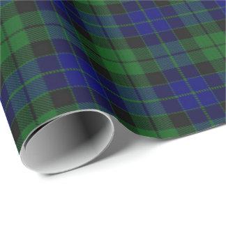 Clan MacKay Scottish Tartan Wrapping Paper
