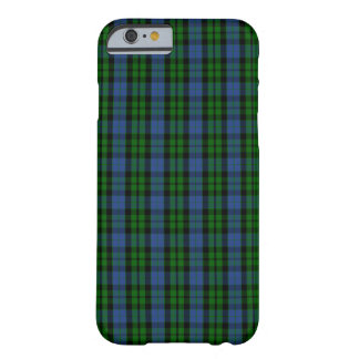 Clan MacKay Tartan Barely There iPhone 6 Case