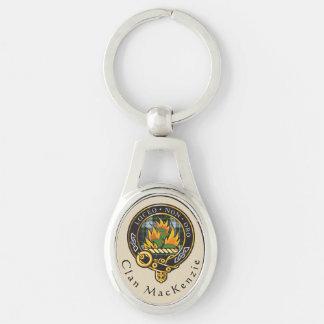 Clan MacKenzie Crest Key Ring