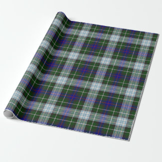 Clan MacKenzie Dress Tartan Wrapping Paper