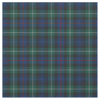 Clan Mackenzie Tartan Fabric