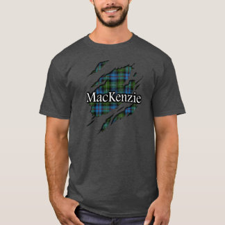 Clan MacKenzie Tartan Spirit Shirt