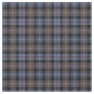 Clan Mackenzie Weathered Tartan Fabric