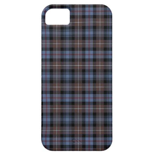 Clan Mackenzie Weathered Tartan iPhone 5 Cover