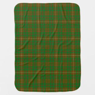 Clan MacKinnon Hunting Tartan Baby Blankets
