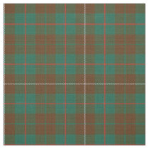 Clan MacKinnon Scottish Hunting Tartan Plaid Fabric