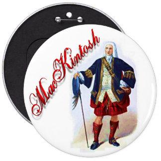 Clan MacKintosh Scottish Dream Button