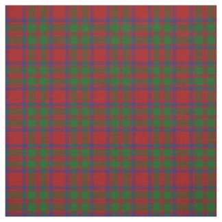 Clan MacKintosh Scottish Tartan Plaid Fabric