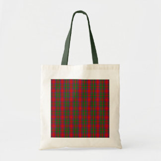 Clan MacKintosh Tartan Tote Bag
