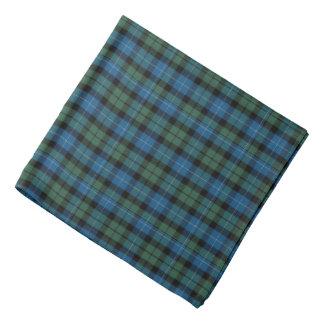 Clan MacKirdy Plaid Bandana