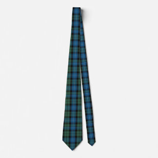 Clan MacKirdy Tartan Plaid Neck Tie