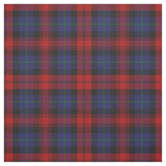 Clan MacLachlan Scottish Tartan Plaid Fabric