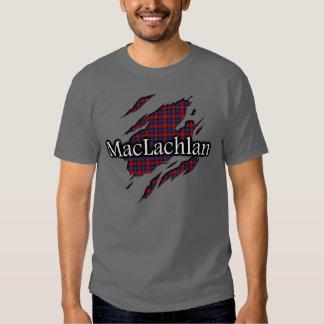 Clan MacLachlan Tartan Spirit Shirt