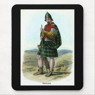 Clan MacLaren Mouse Pad