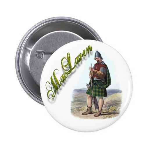 Clan MacLaren Scottish Dream Button