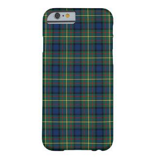 Clan MacLaren Tartan Barely There iPhone 6 Case