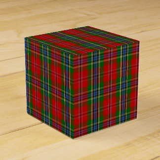 Clan MacLean Of Duart Tartan Party Favour Boxes