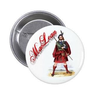 Clan MacLean Scottish Dream Button