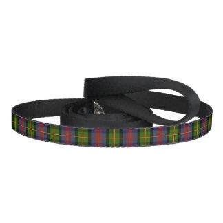 Clan MacLennan Tartan Pet Leash