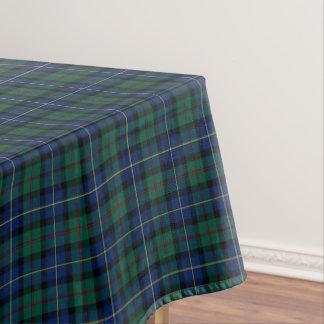Clan MacLeod of Skye Blue & Green Scottish Tartan Tablecloth