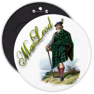 Clan MacLeod Scottish Dream Button