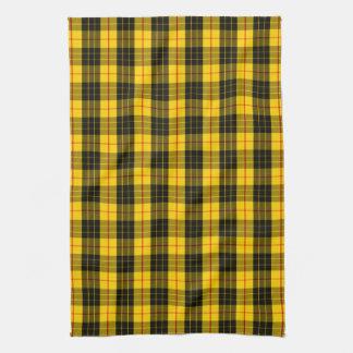 Clan MacLeod Tartan Tea Towel