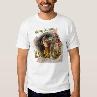 Clan MacMillan Highland Games Shirts