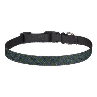 Clan MacMillan Hunting Tartan Pet Collars