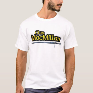 Clan MacMillan Inspired Scottish T-Shirt