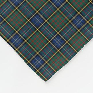Clan MacMillan Modern Hunting Tartan Fleece Blanket