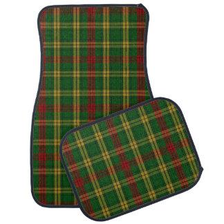 Clan MacMillan Plaid Car Mat Set