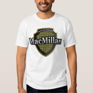 Clan MacMillan Scotland Tartan Dynasty Tee Shirts