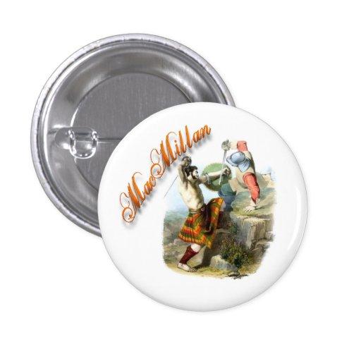 Clan MacMillan Scottish Dream Button
