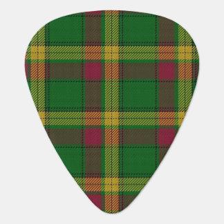 Clan MacMillan Sounds of Scotland Tartan Plectrum