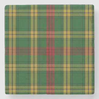 Clan MacMillan Tartan Plaid Stone Coaster
