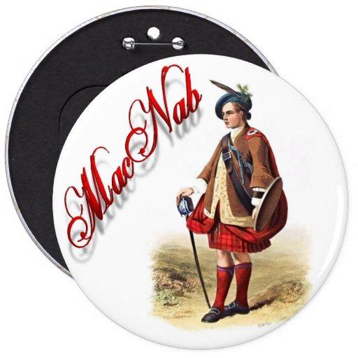 Clan MacNab Scottish Dream Button