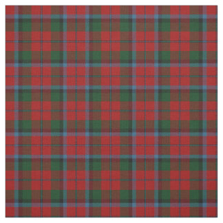 Clan MacNachtan McNaughton Tartan Plaid Fabric