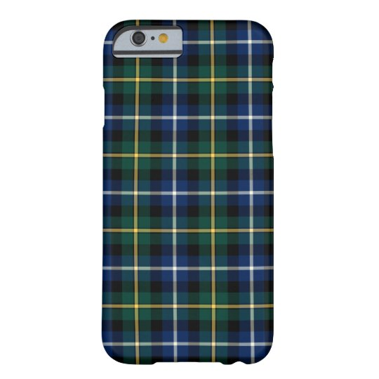 Clan MacNeil of Barra Blue and Green Tartan
