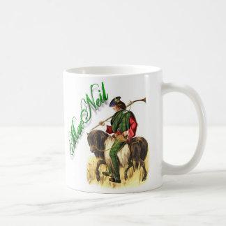 Clan MacNeil Scottish Dream Cup Basic White Mug