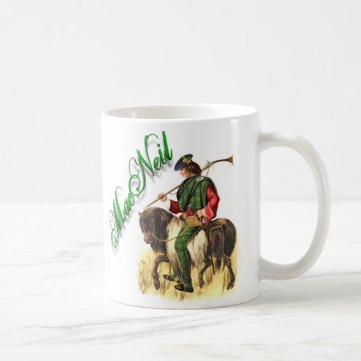 Clan MacNeil Scottish Dream Cup Coffee Mug