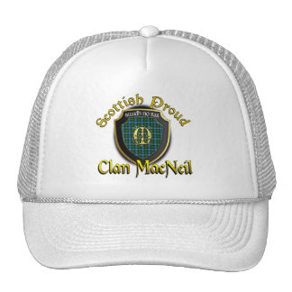 Clan MacNeil Scottish Dynasty Cap Trucker Hat