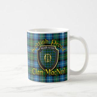 Clan MacNeil Scottish Proud Cups Mugs