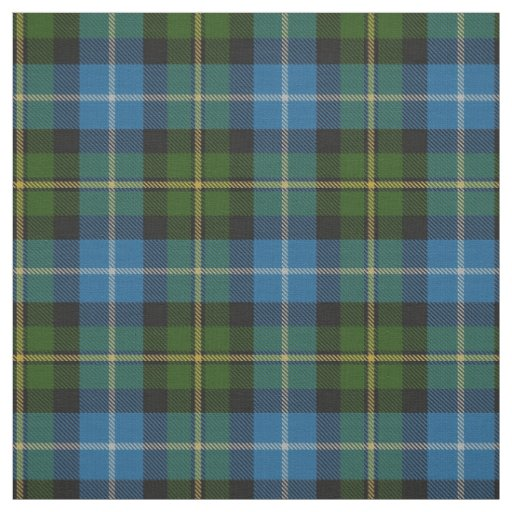Clan MacNeil Scottish Tartan Plaid Fabric
