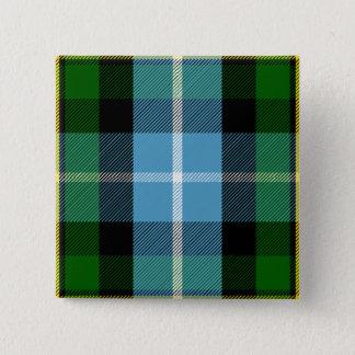 Clan MacNeil Tartan 15 Cm Square Badge