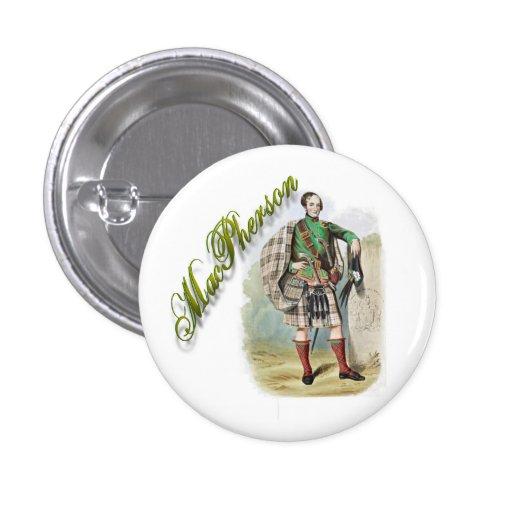 Clan MacPherson Scottish Dream Button