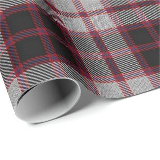 Clan MacPherson Scottish Tartan Wrapping Paper