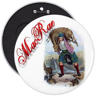 Clan MacRae Scottish Dream Button