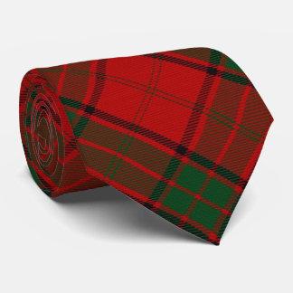Clan Maxwell Letter M Monogram Tartan Tie