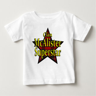 Clan McAlister Superstar Infant T-Shirt