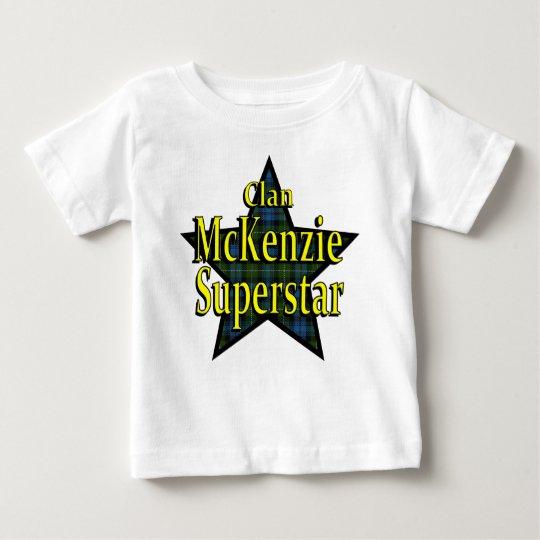 Clan McKenzie Superstar Infant T-Shirt